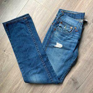 TRUE RELIGION Ricky Jeans 30/34